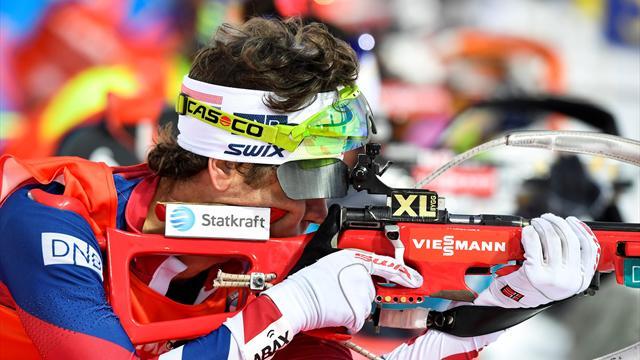 Norway continue winning run at Ruhpolding