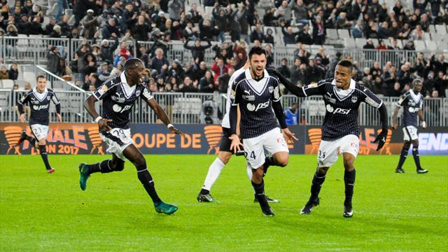Porté par Laborde, Bordeaux rejoint le dernier carré