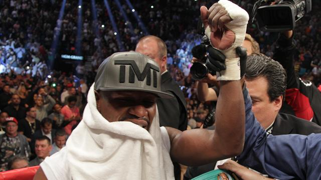 Mayweather s'auto-proclame plus grand qu'Ali