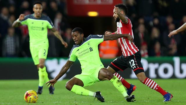 Ligapokal: Liverpool verliert Halbfinal-Hinspiel in Southampton