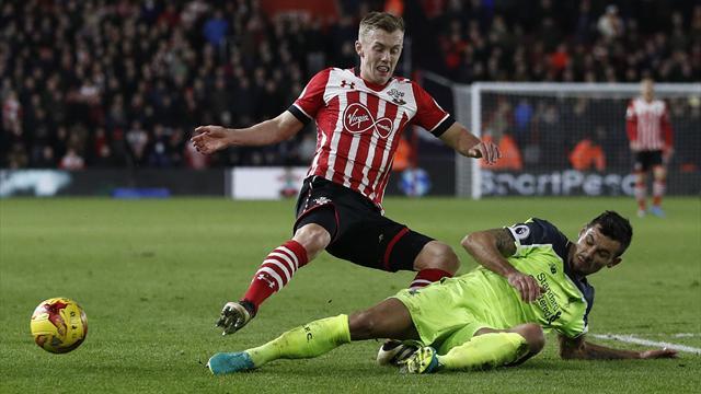 Southampton fait chuter Liverpool et fait un petit pas vers la finale