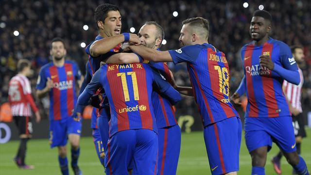 La MSN a sauvé le Barça