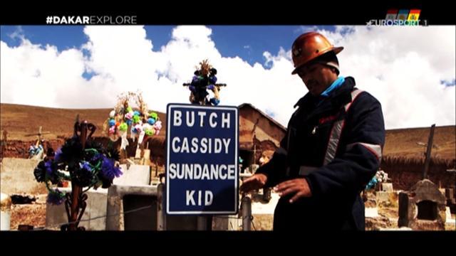Quand le Dakar roule sur les traces de Butch Cassidy en Bolivie