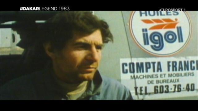 Dakar legend: la grande tempesta di sabbia del Tenere nel 1983