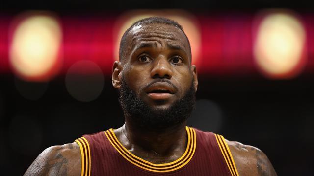 Superstar James kann Clevelands zweite Pleite in Folge nicht verhindern