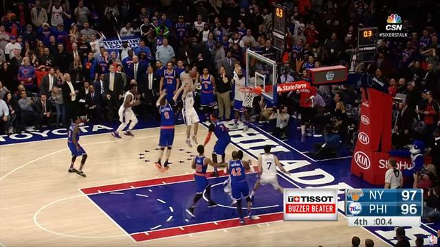 Rose sparisce e New York perde ancora, altro show di Westbrook