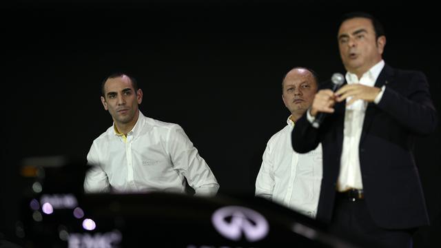 """Abiteboul : """"Ce n'est pas l'écurie Frédéric Vasseur"""""""