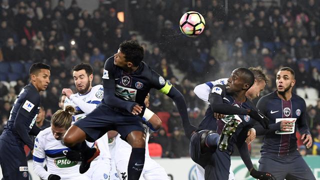 """""""Jeu de tête fantastique, timing exceptionnel"""" : Thiago Silva encensé au PSG"""