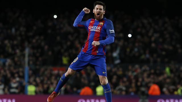 100 mln, maxi offerta del City per Messi