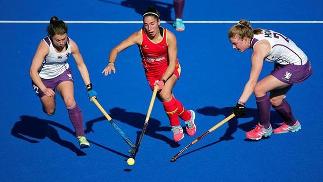 España vuelve a ganar a Escocia en tercer el amistoso (3-1)
