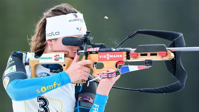 Même sans Dorin, les Françaises assurent la deuxième place du relais