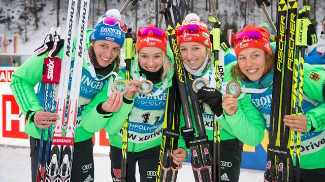 deutsche biathlon damen