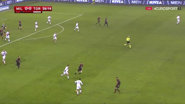 La vitesse d'Iturbe et la classe de Belotti : l'ouverture du score du Torino face à l'AC Milan