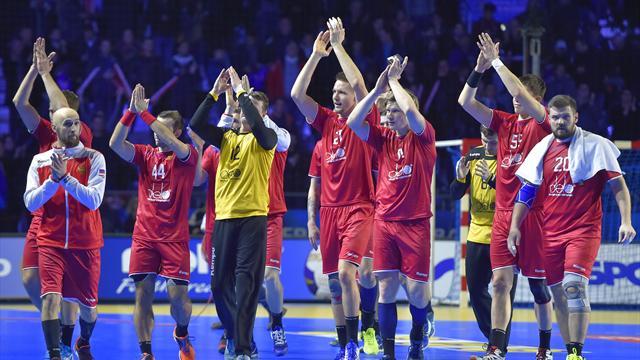 Сборная России проиграла Норвегии на чемпионате мира
