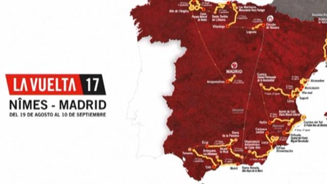 Vuelta 2017: la presentazione