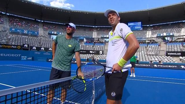 Atp Sydney: Troicki-Muller, gli highlights