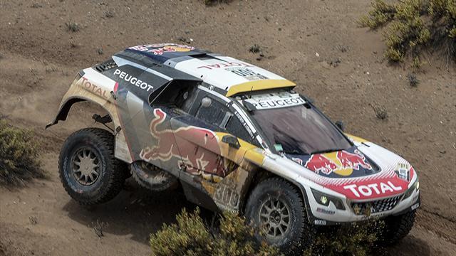 Die Rallye Dakar bei Eurosport und im Eurosport Player