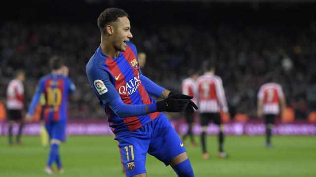 200 millions pour le Barça, 25 pour Neymar : Man U est prêt à faire chauffer le chéquier