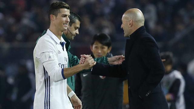 Guérin : «Zidane transmet une grosse force de caractère à ses joueurs»
