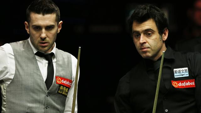 Ronnie O'Sullivan doubts that rival Mark Selby can get back to the top - The Re:Cue