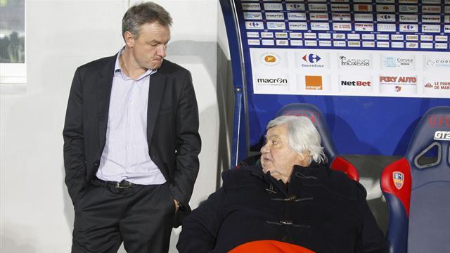 Deux matches pour sauver Montpellier et son poste : l'ultimatum de Nicollin à Hantz