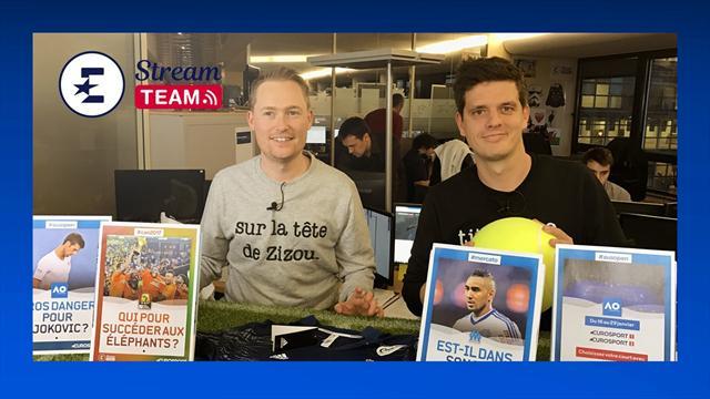 """""""On adorerait que Payet revienne en L1 mais son attitude laisse songeur"""" : Revivez la Stream Team"""