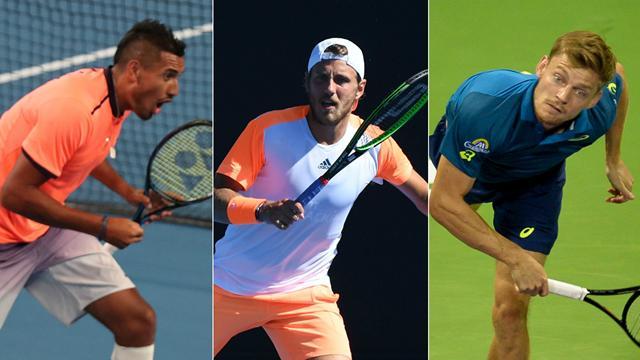 Les 5 joueurs qui pourraient bien nous surprendre à Melbourne