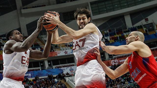 Basket, l'incubo continua per Milano: ancora un ko in Eurolega