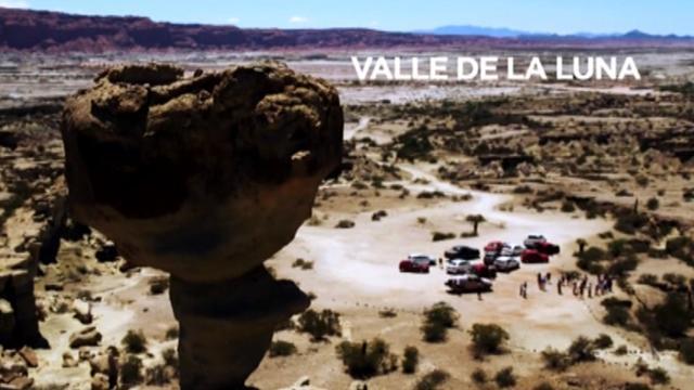 Dakar Explore: alla scoperta del paesaggio lunare di Ischigualasto