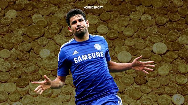"""Diego Costa prova a ricucire i rapporti con Conte e i compagni con un """"Come on Chelsea"""" su Instagram"""