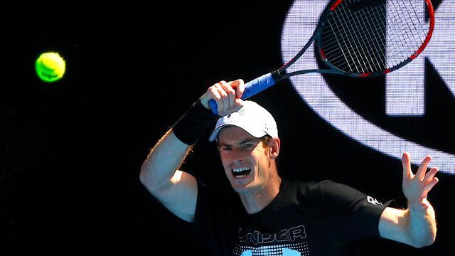 Australian Open order of play, Day 1: Murray on overnight; Federer, Wawrinka in action