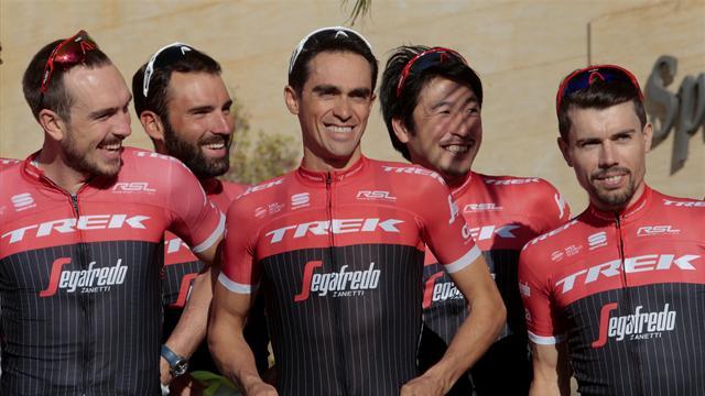 """Contador : """"Mon objectif ? Être à 100% pour le Tour de France"""""""