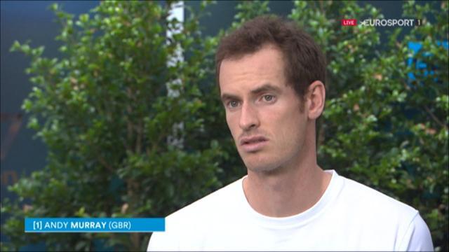 """Murray: """"Sono il n°1, e più concentrato rispetto al passato"""""""