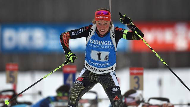 Der Biathlon-Weltcup in Ruhpolding live im TV und im Livestream