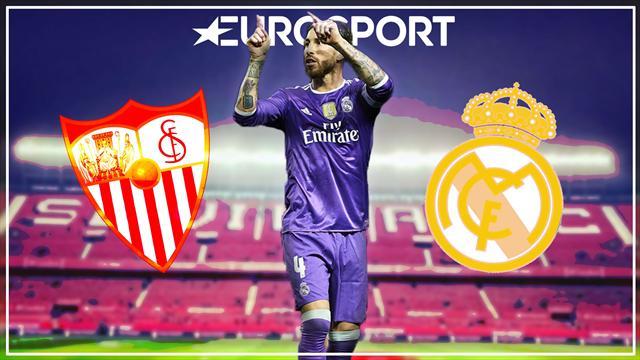 D Nde Ver Online El Sevilla Real Madrid Hoy 15 Enero