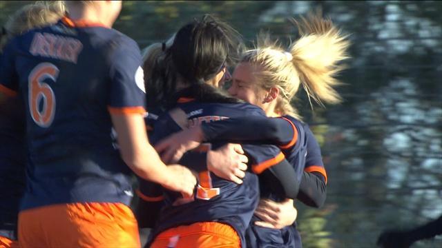Suivez le choc de la 14ème journée de D1 féminine entre Lyon et Montpellier en direct sur Eurosport