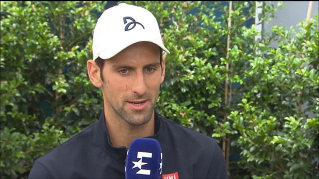 """Djokovic: """"Amo gli Australian Open, mi piace tutto qui"""""""
