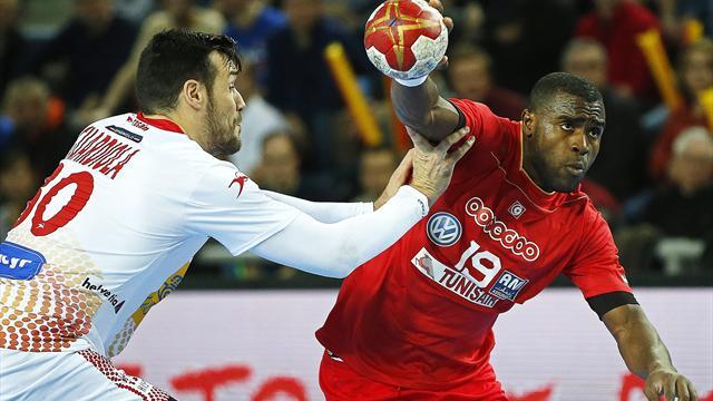 Mundial balonmano 2017, Túnez-España: Dos de dos y todo en orden (21-26)