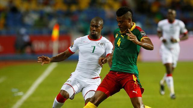 Burkina Faso ve Kamerun puanları paylaştı