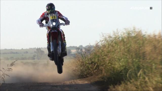 Sam Sunderland claims motorbikes classification