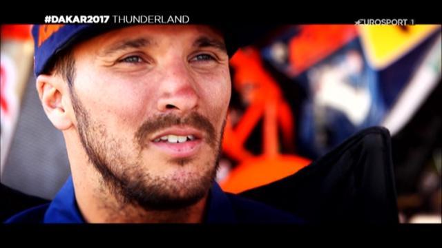 Dakar Mag: Sam Sunderland on his win