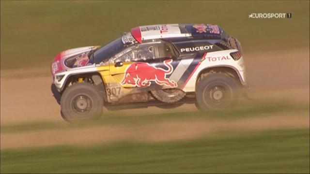 VIDEO: Stephane Peterhansel secures 13th Dakar title
