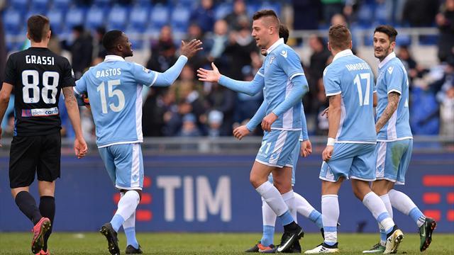 SS Lazio 4-2 Genoa: le Aquile volano ai quarti di Coppa Italia