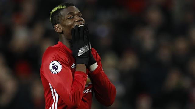 Pogba concède un penalty en faisant (presque) un dab, les moqueries pleuvent sur Twitter