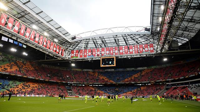 Ajax to re-name Amsterdam ArenA after Cruyff