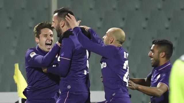 La Fiorentina fait rechuter la Juventus