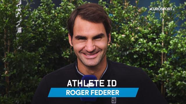 Childhood heroes? Any hidden talents? We quiz Federer