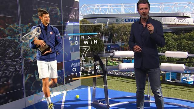 The Coach : Verdasco, une machine à faire déjouer Djokovic