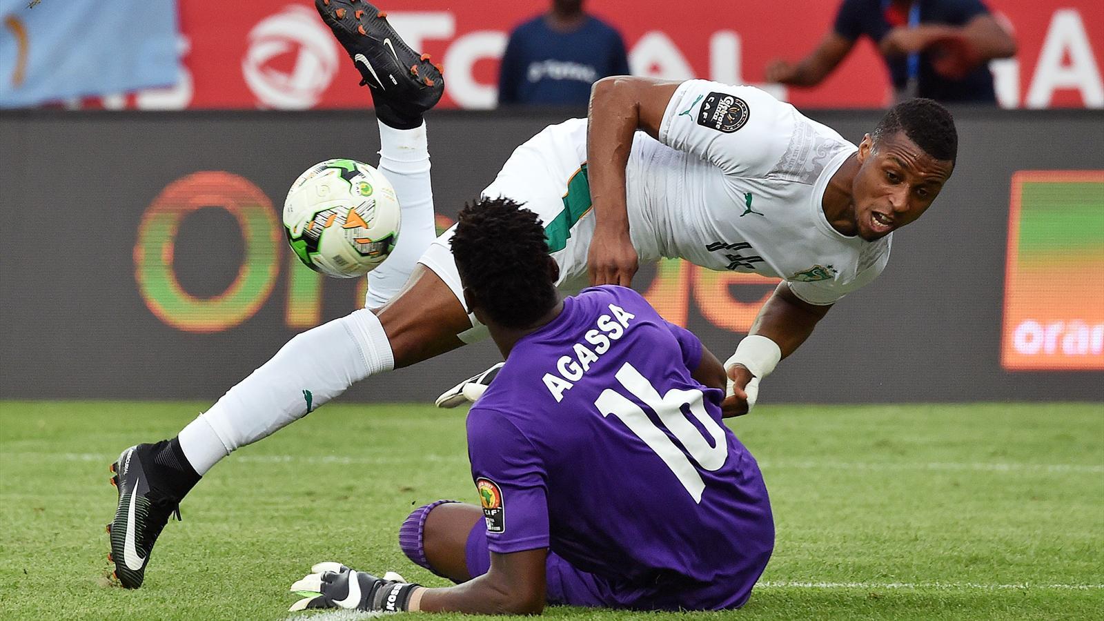 En direct live c te d 39 ivoire togo coupe d 39 afrique des nations 16 janvier 2017 eurosport - Resultat foot coupe d afrique ...