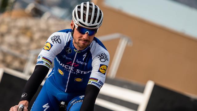 Quick Step Floors : Le dernière de Boonen et de grandes ambitions